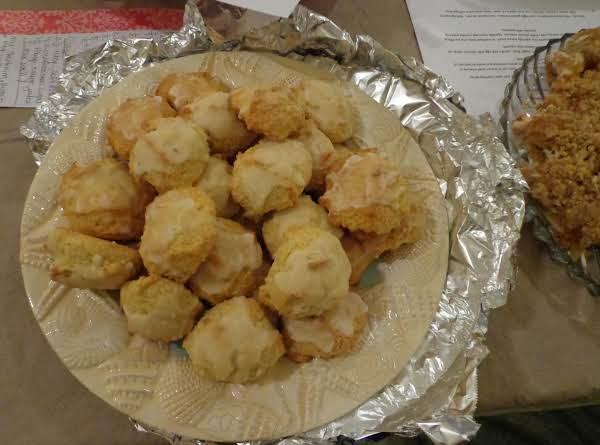 Soft Orange Cookies Recipe
