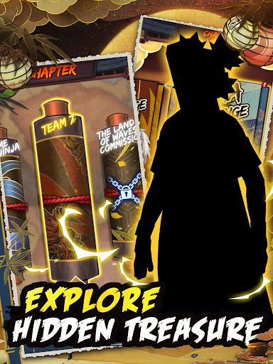 Unlimited Ninja: Idle RPG 2.0.7 screenshots 7