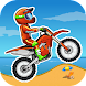 Moto X3M Bike Race Game - Androidアプリ