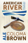 American River Coloma Brown