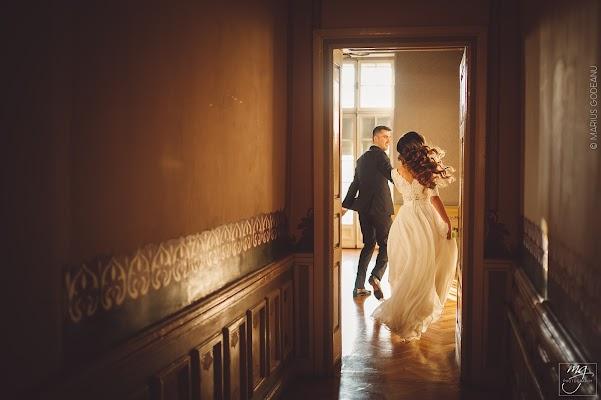 Wedding photographer Marius Godeanu (godeanu). Photo of 02.04.2018