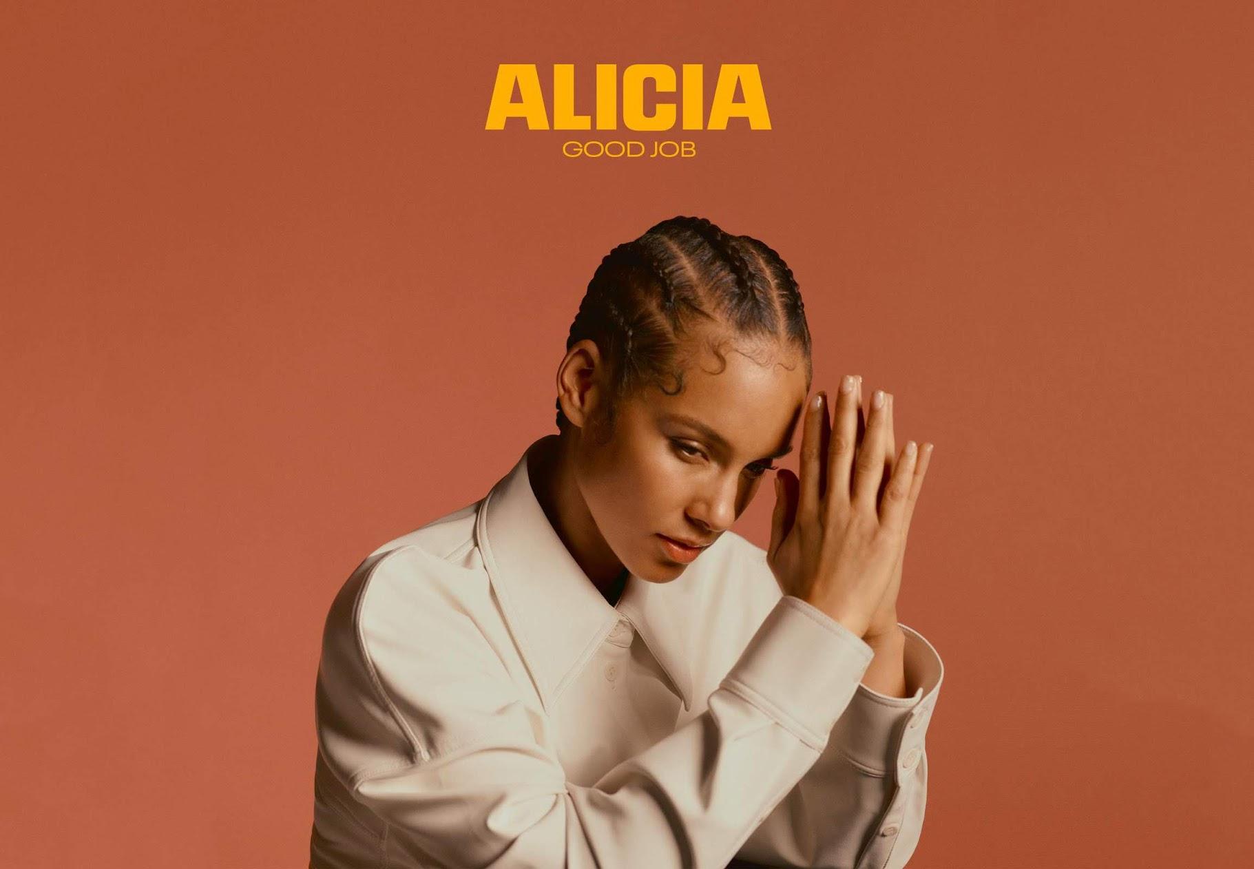 艾莉西亞凱斯 ( Alicia Keys )防疫金曲〈Good Job〉溫暖鼓舞人心
