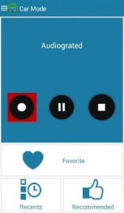 V Radio Recorder Free- screenshot thumbnail