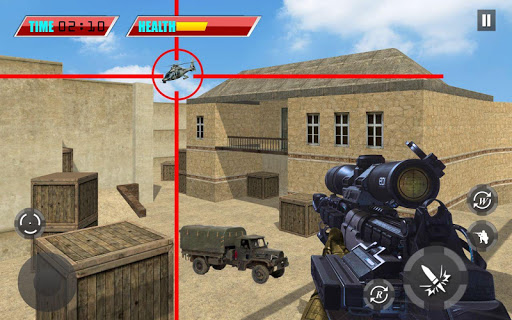 Legend of Sniper Shooter: FPS Shooting Arena 1.0 screenshots 2