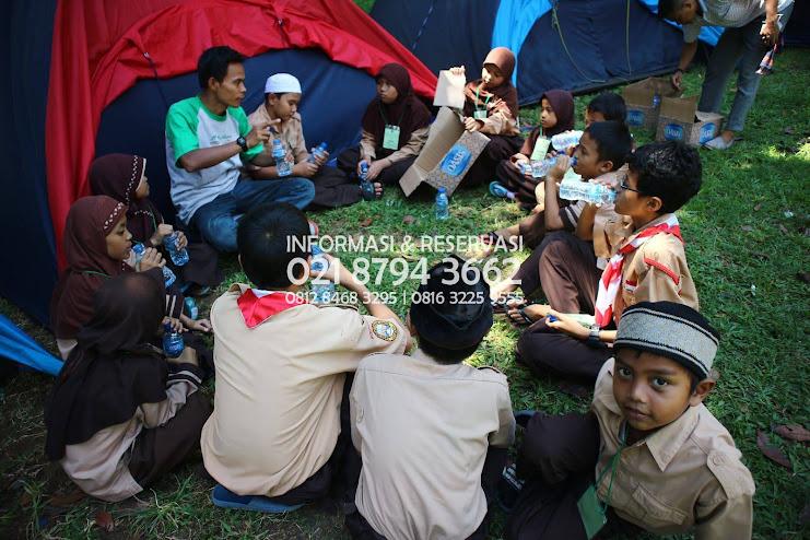 Paket Harga Hemat Kemah School  Agro Wisata   Hambalang  Pas buat anda yang tinggal di Kawasan Karacak - Bogor