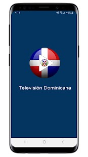 TV RD - Television Dominicana Screenshot