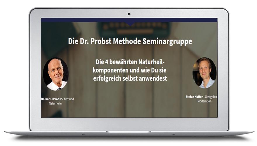 Die Dr. Probst Methode - Videokurs