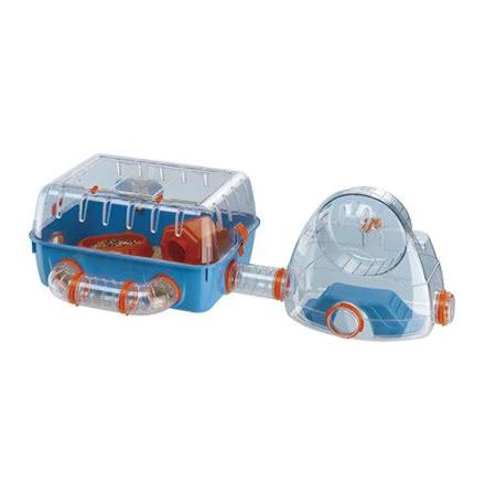 FP Combi 2 Hamsterbur med Gym