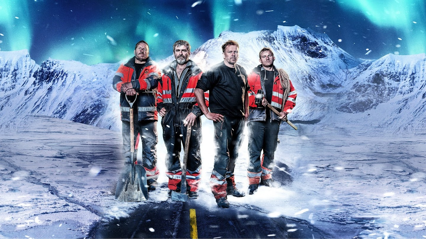 Watch Ice Road Rescue live