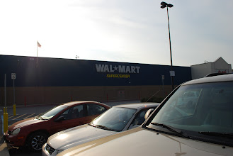 Photo: Walmart!