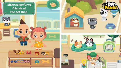 Dr. Panda Town: Mall 1.3 screenshots 4