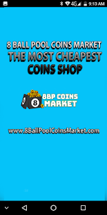 Purchase 8 Ball Pool Coins Screenshot