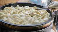 四海一家 素食煎餃