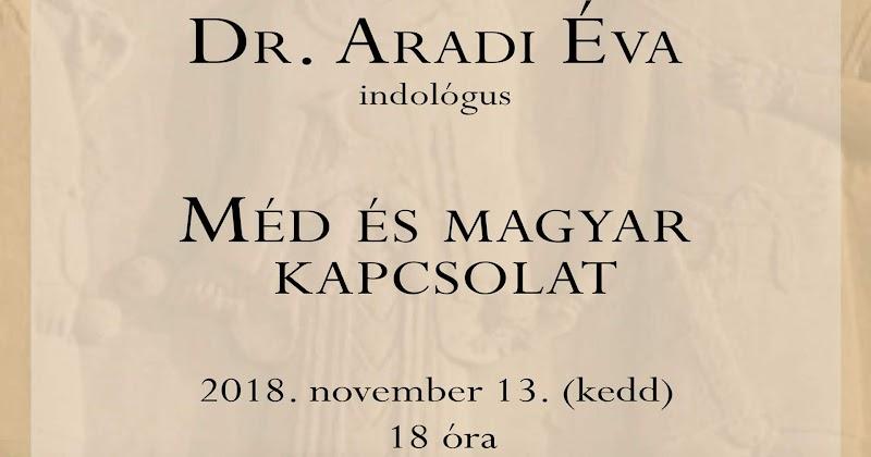 Méd és Magyar kapcsolat - előadás 2018.11.13
