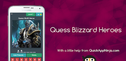 Quess Blizzard Heroes APK