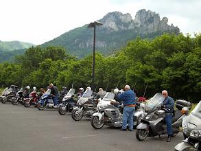Photo: Arriving at Seneca Rocks