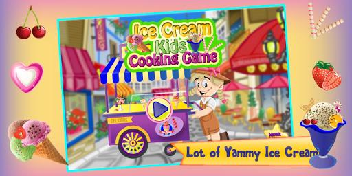 Ice Cream - Kids Cooking Game 1.0 screenshots 11