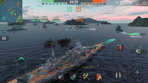 World of Warships Blitz 1.1.1 screenshots 15