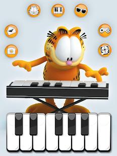 Talking Garfield The Cat 12