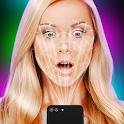 Joke test - Human body aura icon