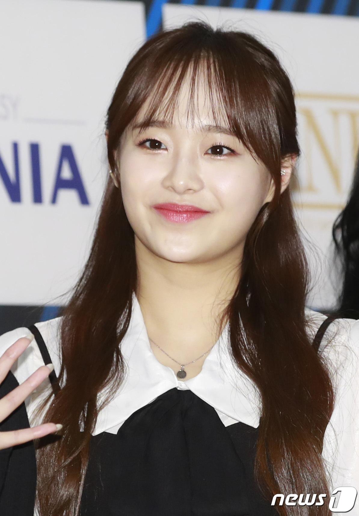 이달의 소녀 츄, 사랑스러운 미소