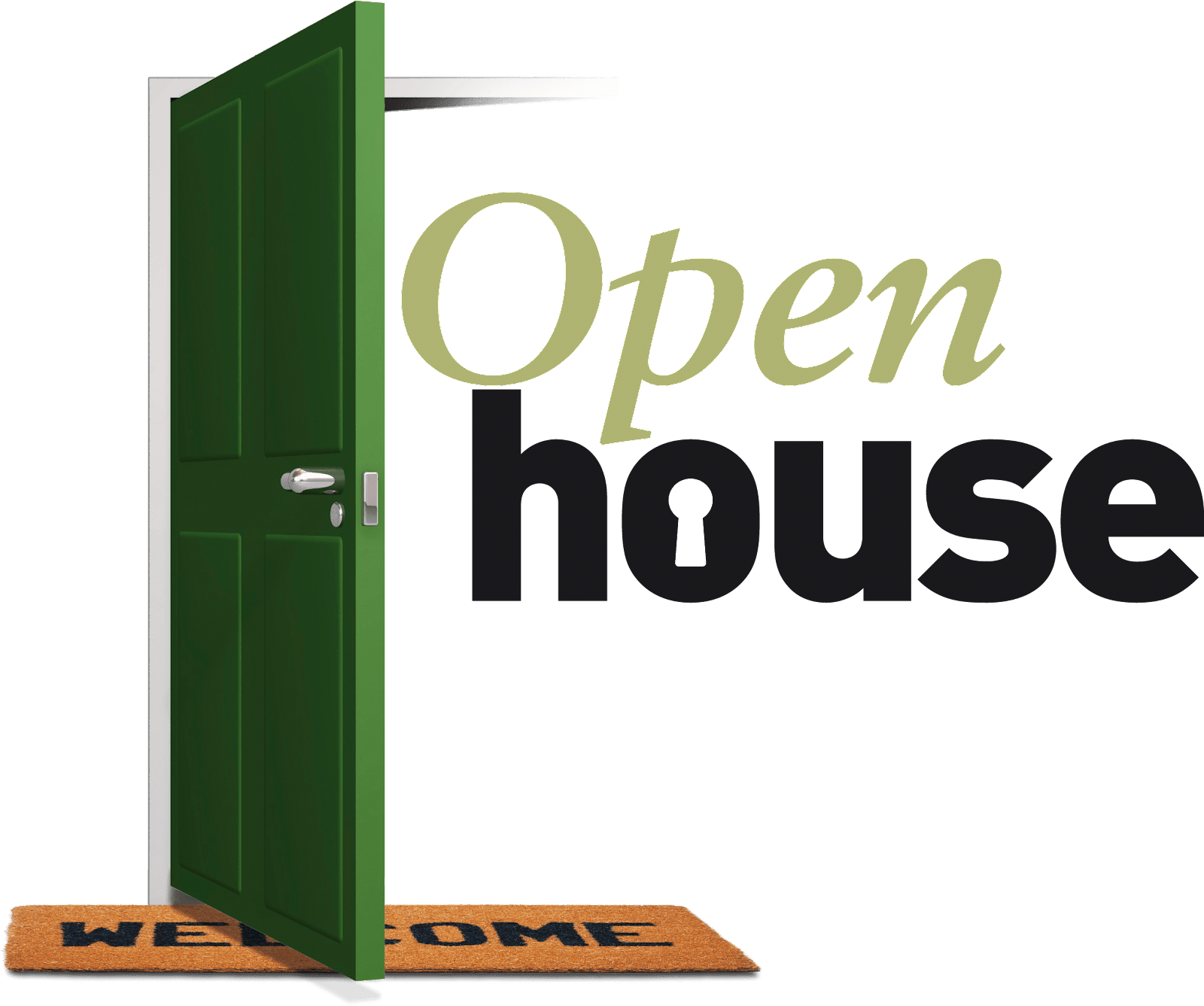 Back to School Open House August 29 - All Welcome