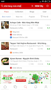 Foody - Find Reserve Delivery screenshot 2