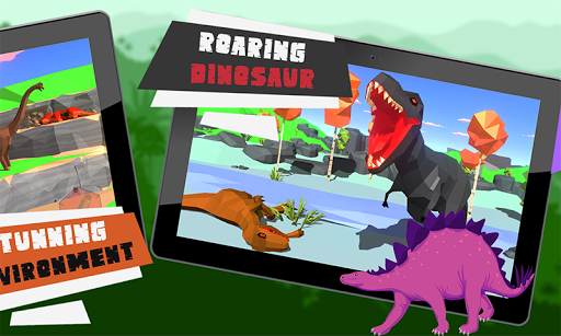 Télécharger Gratuit Wild Dinosaur Hunter: Dino Hunting Games apk mod screenshots 3