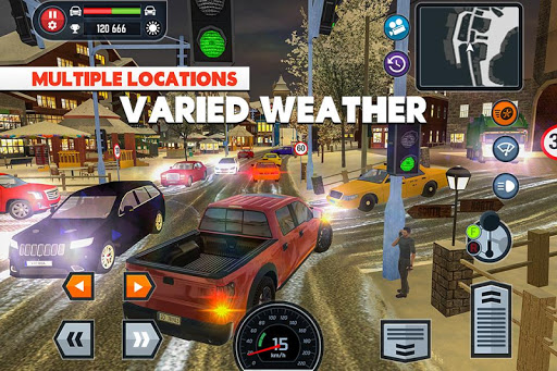 Car Driving School Simulator  screenshots 4