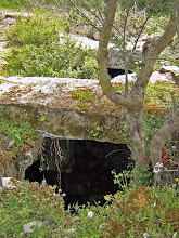 Photo: Andriake, water cistern under the Agora ........... Waterreservoir onder de Agora.