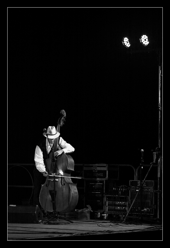 Musica sotto la luna di Giovanni Coccoli