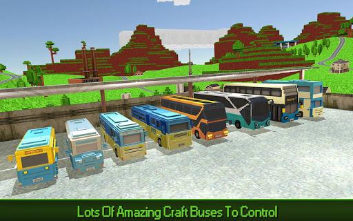 City Bus Simulator Craft PRO 1.5 screenshots 5