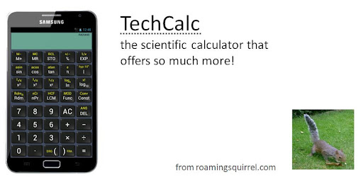 TechCalc Scientific Calculator - Apps on Google Play