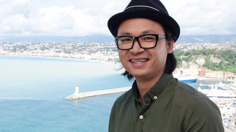 Watch Luke Nguyen's France live