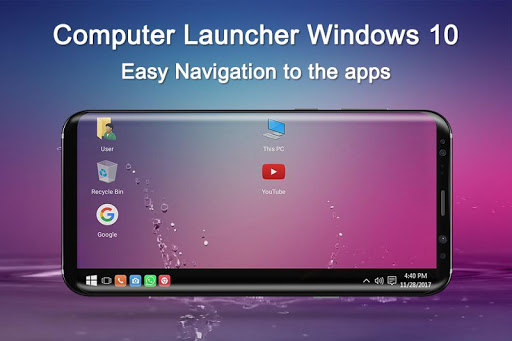 Download Computer Launcher for Win 10 on PC & Mac with