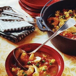 Weight Watchers Paella Soup