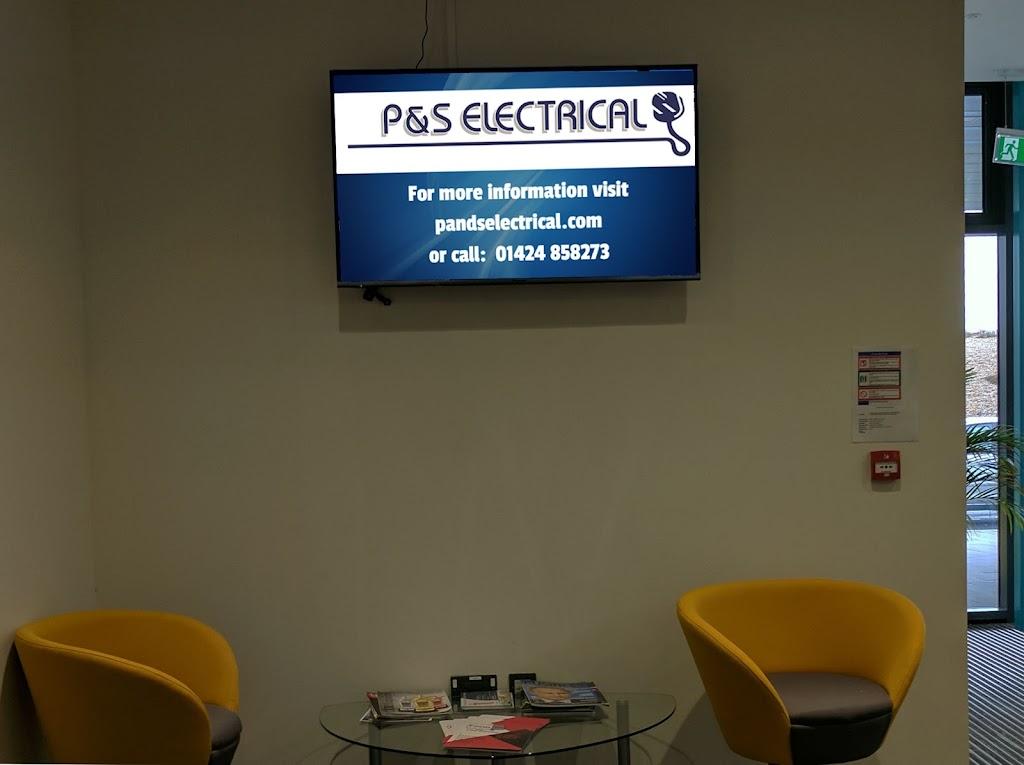 electrician advert