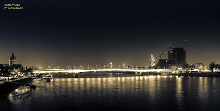 Photo: I wish all a good day. This photo is taken by a wonderful #photowalk through #Cologne with my friend +Martin OBER and +Bernhard Rypalla.  I will upload this for: #WideWednesdayPanorama +WideWednesdayPanorama by +Andrew Marston , +Lucille Galleli , +Ken McMahon and also +Charles Lupica  #WhateverWednesday by +Cicely Robin Laing , +Whatever Wednesday!!!  #BreakfastClub +Breakfast Club by +Stuart Williams  #WowWednesday by +Jan Paul Anthony Zabala +WowWednesday  #BWLandscapeWednesday by +Francesco Gallarotti  #Plusphotoextract by +Jarek Klimek  #wetwednesday by +Susanne Schweiger +WetWednesday   #bw #hdr #potd #exposedphoto #panorama #nightphotography #longtimeexposure