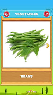 Learn Fruits and Vegetables for PC-Windows 7,8,10 and Mac apk screenshot 3