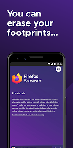Firefox for Android Beta Mod 81.1.1 Apk [Unlocked] 3