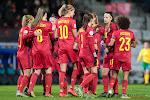 Belgian Red Flames blijven op recordhoogte staan op FIFA-ranking