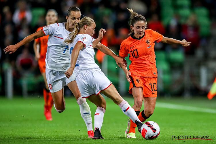 Ook Nederland laat punten liggen op weg naar WK 2023, andere toplanden wel aan het feest