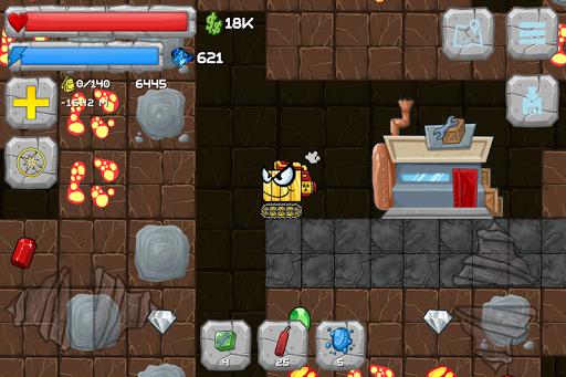 Digger Machine find minerals 1.9.4 screenshots 6
