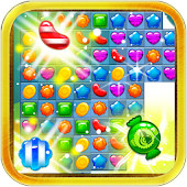 Candy Blast 2017 - Free Match 3 Puzzle Game