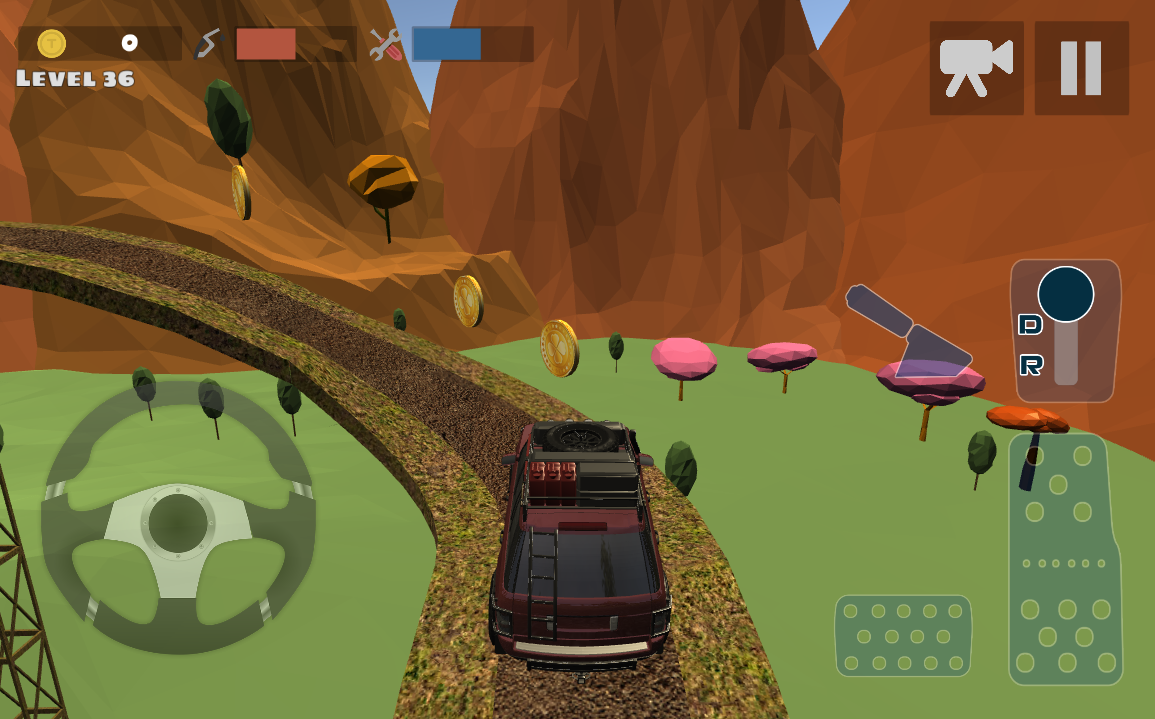 Mountain 4x4 Climb- screenshot