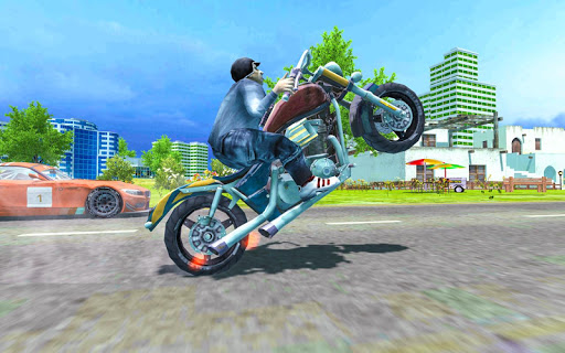 Police Motorbike Driver  screenshots 15