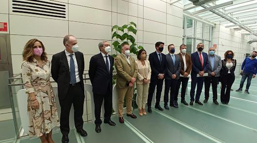 La cúpula de Ciudadanos se sumerge en la innovación agrícola almeriense