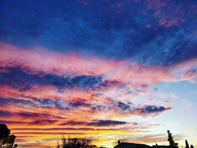 """""""Scie di luce al tramonto!"""" di letizia_minelli"""