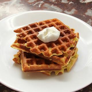 Potato Pancake Waffles
