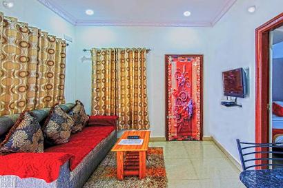 BDA Layout Serviced Apartments